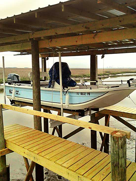 Boat Lift Systems by Bigum Solutions